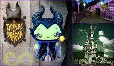 Maleficent kawaii Lovi Lovi Creations by LoviLoviCreations.deviantart.com on @deviantART