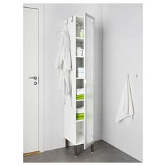GODMORGON High Cabinet White