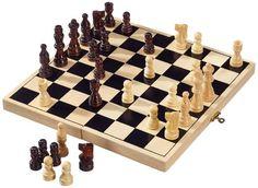 Juego de ajedrez magn/ético de madera con caj/ón cuadrado cl/ásico de 30 cm x 30 cm Juego de ajedrez de madera Juegos de viaje magn/éticos Sheesham de alta calidad Ajedrez de madera blanca