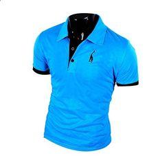 summer style big size brand polo men shirt plus size XXXL short sleeve classic solid slim tops men Casual Tops, Casual Shirts For Men, Men Casual, Plus Size Shorts, Branded Shirts, Cool Shirts, Men Shirts, Awesome Shirts, Shirt Men