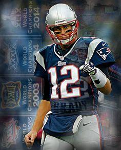 Yup! #Patriots #Brady