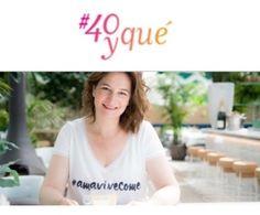 Entrevista en 40 y qué  http://www.40yque.com/pisando-fuerte-a-los-40-ana-mayo-y-como-deshacerte-de-la-trampa-del-peso/