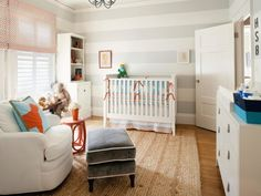 Комната для новорожденного: идеи дизайна, советы по оформлению   http://idesign.today/dizajn-interiera/komnata-dlya-novorozhdennogo-idei-dizajna