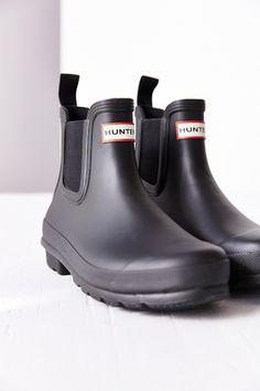 Hunter Original Two-Tone Chelsea Rain Boot - Urban Outfitters
