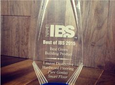 Pure Genius has been recognized by the industry's best: Best of IBS Award IIDEX Canada Innovation Award Innovations Hardwood Floors, Flooring, Pure Genius, Green Building, Ibs, Innovation, Canada, Pure Products, Design