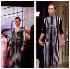 Halle Berry went to the Oscars as the Doppler-Effect