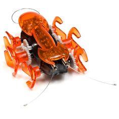 Este un microrobot autonom de mare viteza cu antene tactile si clesti. Este prevazuta cu senzori tactili in fata si in spate, care ii permit sa ocoleasca obiectele din cale si picioare tip roti care o propulseaza cu mare viteza inainte, inapoi si peste obiecte de mici dimensiuni. Microrobotul furnica are un corp intern dotat cu inteligenta robotica, protejat de o carcasa sub forma unui exoschelet dur, transparent.