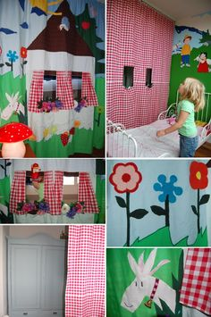 Playful curtains (octaview.nl/blog)