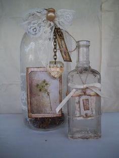 Good Ideas For You   Craft Of The Day Shabby Chic