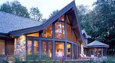 Lindal Cedar Homes - Custom Home Plans, Custom Cedar Homes, Log Homes and Sunrooms Prefab Homes, Cabin Homes, Log Homes, Custom Home Plans, Custom Homes, Cottage Floor Plans, House Plans, Lindal Cedar Homes, Haus Am See
