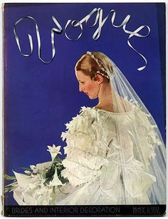 Vogue USA 1933 May 1st  Hoyningen-Huene