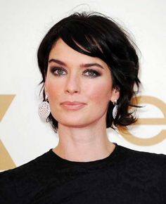 Short Blunt Hairstyle Women 2016 Short-Hair-Cuts-For-