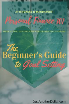 Learn how to start your personal finance journey. Choose a goal that's important to you and find your blogger spirit animal!