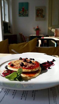 Good morning, pancake!