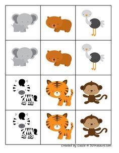 Flashcards For Kids, Printable Activities For Kids, Autism Activities, Preschool Activities, Hands On Activities, Kids Zoo, Math For Kids, Lessons For Kids, Farm Animals Preschool