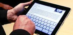 12 procent van de Nederlanders bezit een tablet.