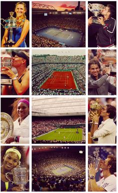 2012 Year in Review: The Grand Slam Champions