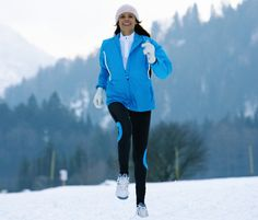 Get Outside! Cold-Weather Exercising Tips For Winter