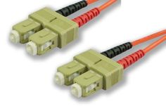 Lynn Electronics SCSCDUPMM-1M 62.5/125 Orange Duplex Multi-Mode Fiber Optic Patch Cable, SC-SC, 1 Meter in Length Orange by Lynn Electronics. $14.50. Lynn Electronics Orange Duplex Multi-mode 62.5/125 fiber optic patch cable, SC-SC, 1 meter in length.
