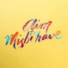Uma bela forma de arte que utiliza cores, tipografia e bordados. Conheça os projetos crafts do estúdio australiano Maricor Maricar.