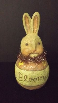 Bethany Lowe Spring Bauble Bunny JP0183 by Johanna Parker in Collectibles | eBay