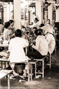 (…) une petite explication qui sera l'occasion de tordre un peu le cou à quelques a priori à la dent dure qui surgissent inévitablement quand on parle du Vietnam et des vietnamiens. (Lire l'article)