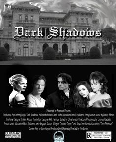Dark Shadows   Johnny Depp