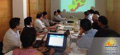 Sesión de trabajo para las revisiones del POEL (Programa de Ordenamiento Ecológico de Los Cabos) que se lleva a cabo en conjunto con SEMARNAT. #AHLC #AccionesAHLC