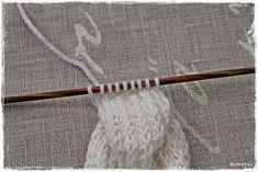 Suvikumpu: Nappivarsisukat - ohje Knitting, Accessories, Tricot, Stricken, Knitwear, Crocheting, Weaving, Crochet, Cable Knitting