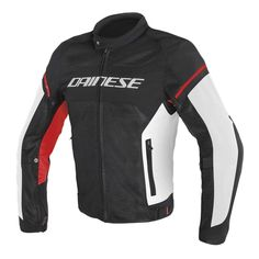 Moto summer vented textil jacket for men Dainese Air Frame Tex at the best discount price. The lower promotion price on Dainese brand. Motorbike Clothing, Motorbike Jackets, Motorcycle Gloves, Motorcycle Outfit, Bike Suit, Best Leather Jackets, Rain Suit, Denim Outfit, Check Shirt