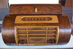 Electromatic Radio Phonograph
