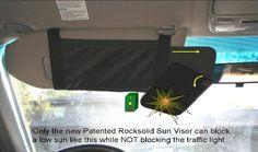 0f7b05a9 8 Best Car Sun Visor Extenders images | Visors, Autos, Automobile