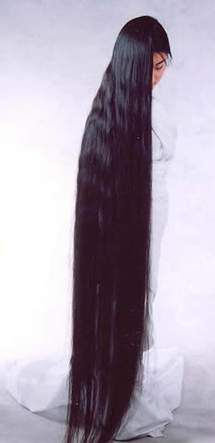 All About Fashion: How to Grow Really Long Hair...Really Fast!