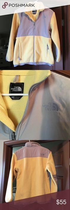 North face girls jacket! Fits as a women's medium Yellow fleece north face! Very comfy! XL girls but fits like a medium for adults! North Face Other