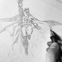PATRICK GLEASON sketch