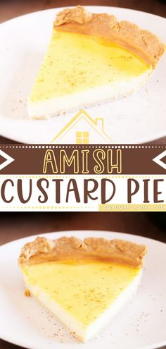The perfect combination of milk, eggs, sugar, and nutmeg, no one will know how easy it was to prepare this Amish Custard Pie. This dessert deserves a spot on your list of Valentine's day desserts! Cold or warm weather, this pie holds no boundaries. Happy Valentine's baking!