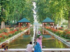 Kashmir Shalimar Gardens