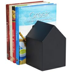 The Container Store > House Bookend