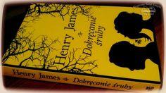 """""""Dokręcanie śruby"""" Henry James, wyd. W.A.B, 2015, recenzja: http://magicznyswiatksiazki.pl/dokrecanie-sruby-henry-james/"""