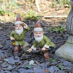 All about gnomes and their little adventures.