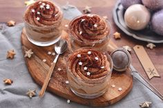 Egyszerű ünnepi desszert: gesztenyés tiramisu pohárban - Dívány