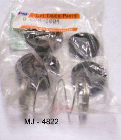 Lift Parts Mfg - Hydraulic Brake Wheel Cylinder Parts Kit - LPM P/N: 0 608-1004 #LiftPartsMfgCoInc