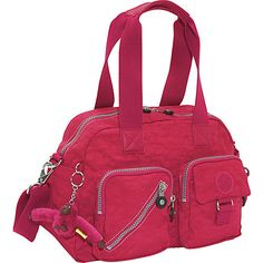 Kipling Bags are my favourite!