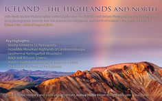 Joshua Holko Polar Landscape, Nature, Wilderness and Wildlife Photography Blog