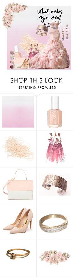 """Haute couture"" by ann-sarah on Polyvore featuring mode, Essie, Eve Lom, Terre Mère, Eddie, Catherine Marche, Rupert Sanderson et Accessorize  #chic #lookbook #ootd #catherinemarche #aldo #classic #beauty #oufits #polyvorefashion #idea #gala #makeup #darklips #elegant #redcarpet #beautiful #love #pink #mermaiddress #mermaid"