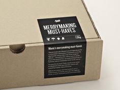 Manic's Merrymaking Must-Haves