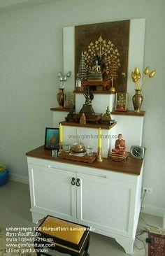 Pooja Mandir Design, Pooja Room Design, Indian Temple, Hindu Temple, Chettinad House, Buddhist Shrine, Buddha Decor, Puja Room, Buddhists