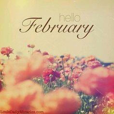 Handmade by Het Voske: Hallo Februari