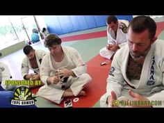 This is the first season of the BJJ Library Challenge One a reality show and competition about the jiu jitsu��_
