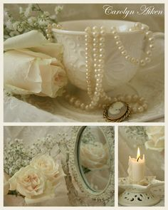 Aiken House & Gardens: Soft & Romantic keep the light with in your soul be always bright.........